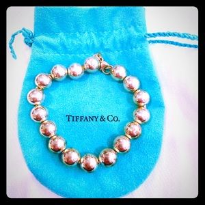 Authentic Tiffany & Co. Ball Bracelet
